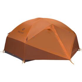 Marmot Limelight 2P Telt, orange/rød